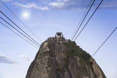 Sugar Loaf in Rio de Janeiro stock photos