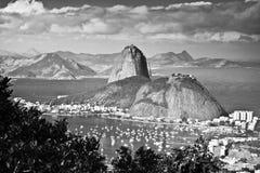 Rio de Janeiro city Royalty Free Stock Photos