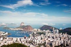 Sugar Loaf in Rio de janeiro Royalty Free Stock Photography