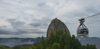 Sugar Loaf Rio de Janeiro Royalty Free Stock Photos