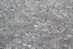 Sugar macro Royalty Free Stock Images