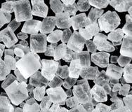 Sugar macro. A closeup shot of sugar crystals Royalty Free Stock Image