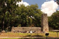 Sugar Mill Ruins imágenes de archivo libres de regalías