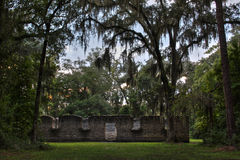 Sugar Mill Ruins Stock Photo
