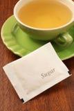 Sugar packet Royalty Free Stock Image