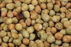 Sugar Pea dried. Sugar pea, green peas, snow peas Stock Photo