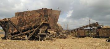 Sugar plantation in Cuba Stock Image