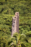 Sugar plantation tower Royalty Free Stock Photos
