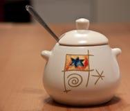 Sugar pot Stock Images