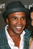Sugar Ray Leonard Royalty Free Stock Image