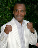 Sugar Ray Leonard Royalty Free Stock Photo