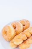 Sugar Ring Donut délicieux photographie stock libre de droits