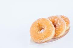 Sugar Ring Donut delizioso immagine stock libera da diritti