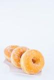 Sugar Ring Donut delizioso fotografie stock libere da diritti