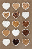 Sugar Selection Stock Images