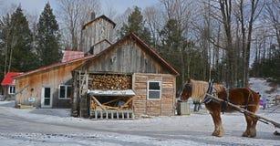 Sugar shacks Royalty Free Stock Photo