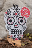 Sugar Skull Decoration Royalty Free Stock Photo