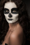 Sugar Skull Stock Photography