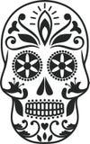Sugar Skull. The Sugar Skull is vector illustration Stock Photo
