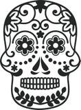 Sugar Skull. The Sugar Skull is vector illustration Royalty Free Stock Images