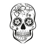 Sugar Skull Royalty Free Stock Images