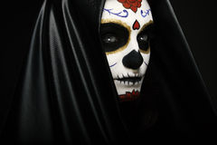 Sugar Skull royalty free stock photo