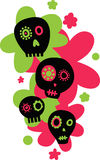 Sugar Skulls Royalty Free Stock Photo