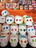 Sugar skulls Stock Image