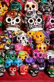 Sugar skulls Stock Photos