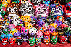 Sugar skulls Royalty Free Stock Photography