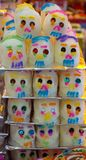 Sugar skulls Royalty Free Stock Image