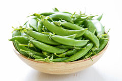 Sugar snap pea Stock Photography