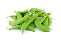 Sugar snap peas Royalty Free Stock Photography