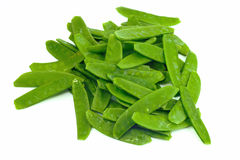 Sugar Snap Peas Royalty Free Stock Photo