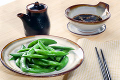Sugar Snap Peas Stock Images