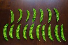Sugar Snap Peas Royalty-vrije Stock Afbeelding