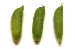 Sugar Snap Peas Stock Foto's