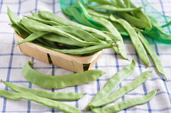 Sugar Snap Peas Royalty Free Stock Photos