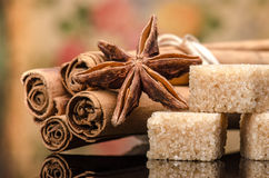 Sugar and spice Stock Image