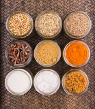 Sugar and Spices II Royalty Free Stock Image