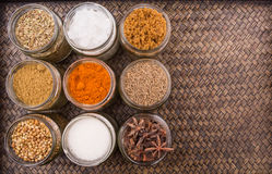 Sugar and Spices III Royalty Free Stock Photo
