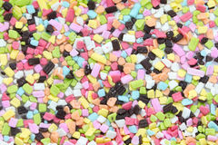 Sugar sprinkles Stock Photography