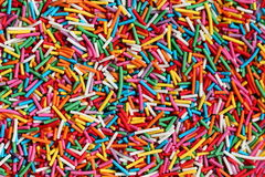 Sugar sprinkles Stock Photos