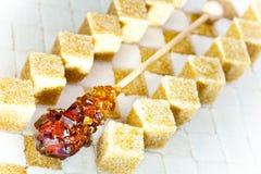 Sugar.Still-life Imagen de archivo