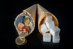 Sugar Tax Arkivbilder