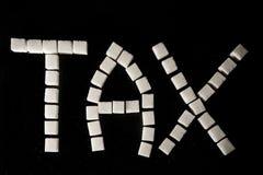 Sugar tax Stock Photos