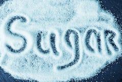 Sugar Stock Photo