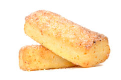 Sugar Topped Biscuits Stock Images