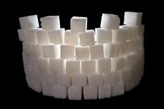 Sugar tower Royalty Free Stock Photography