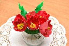 Sugar Tulips Stock Foto
